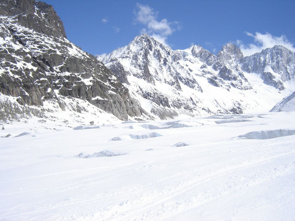 La mer de glace