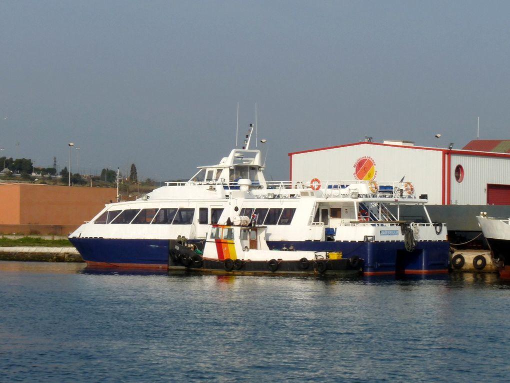 Marseille , pour la visite de Martigues &Fos sur Mer