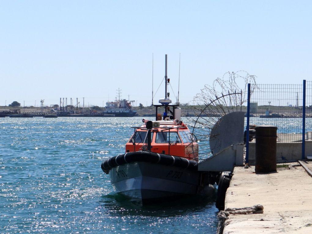 ECU  P793 , vedette de surveillance maritime et portuaire  (VSMP)
