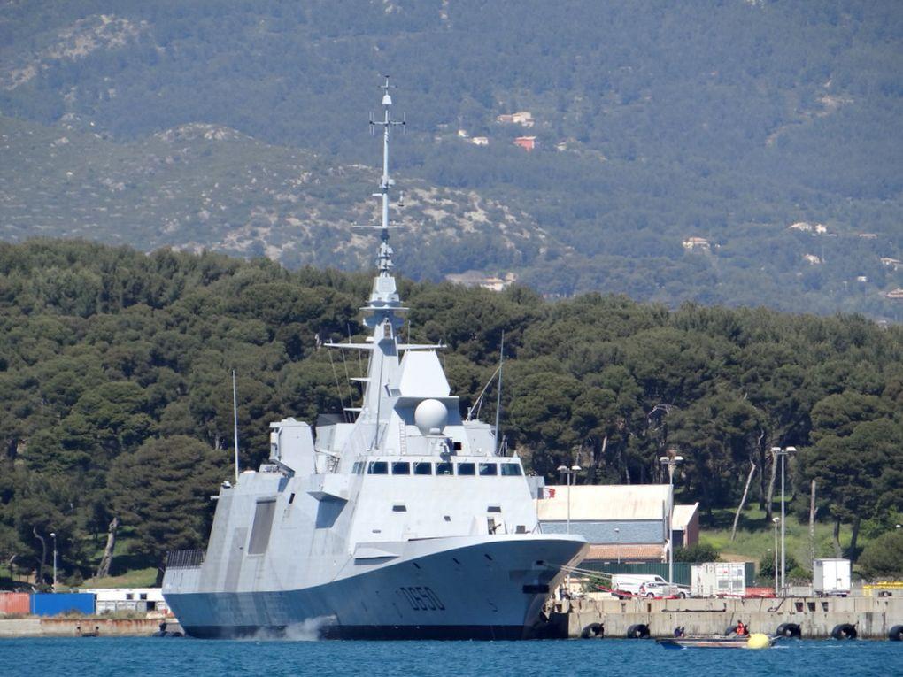 AQUITAINE  D650 , frégate européenne muiti-missions (FREEM)