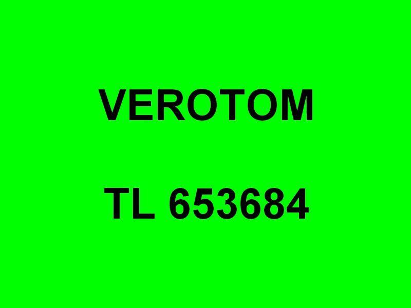 VEROTOM , TL 653684 ,  dans le port du Lavandou