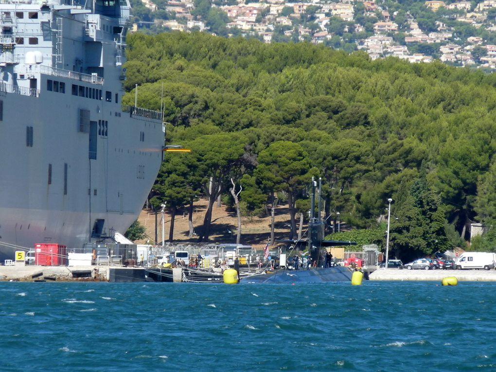 PROVIDENCE SSN 719 , sous marin de l'US Navy