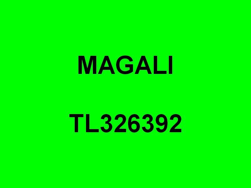 MAGALI  TL 326392