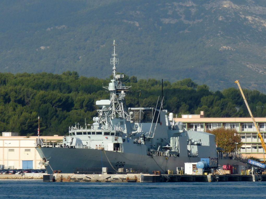 WINNIPEG  338 , frégate de la marine canadienne