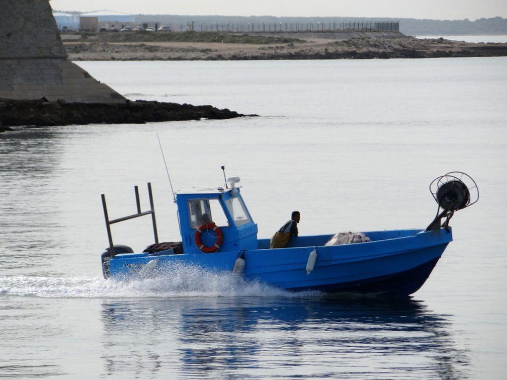 CHAKIRA , MA932054 , a Port de Bouc et dans le golfe de Fos sur Mer