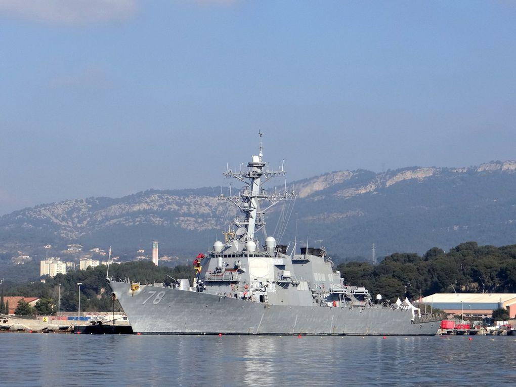 PORTER  78 , Frégate de l'US Navy