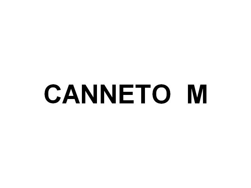 CANNETO  M
