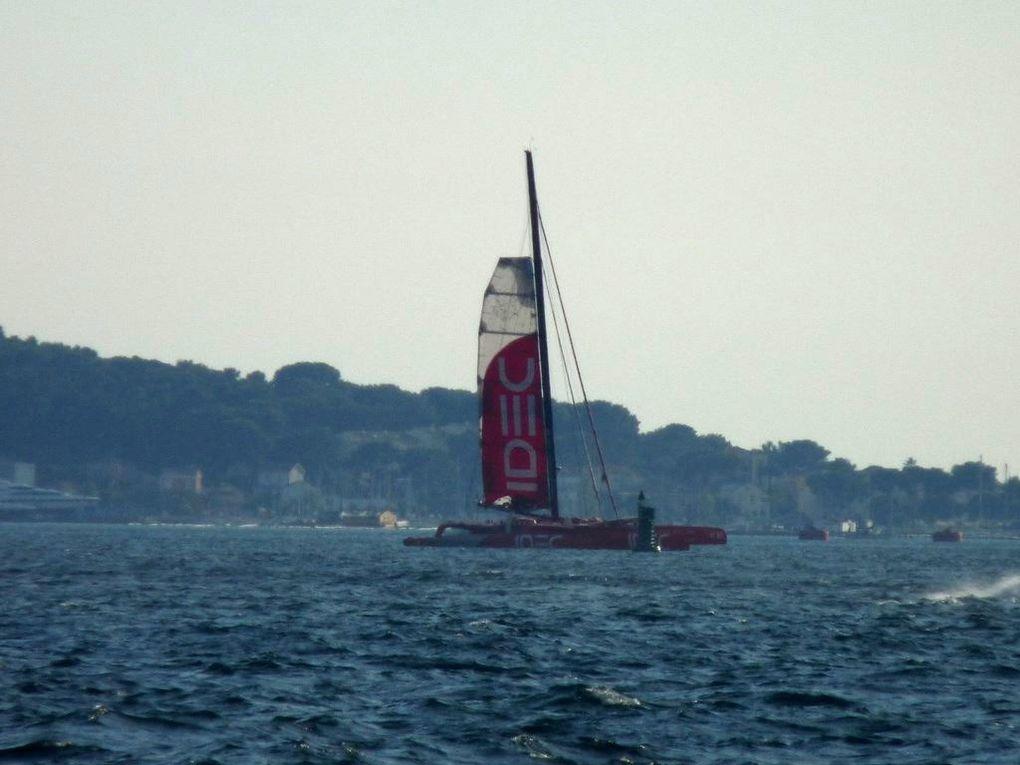 IDEC , dans la rade et le port de Toulon