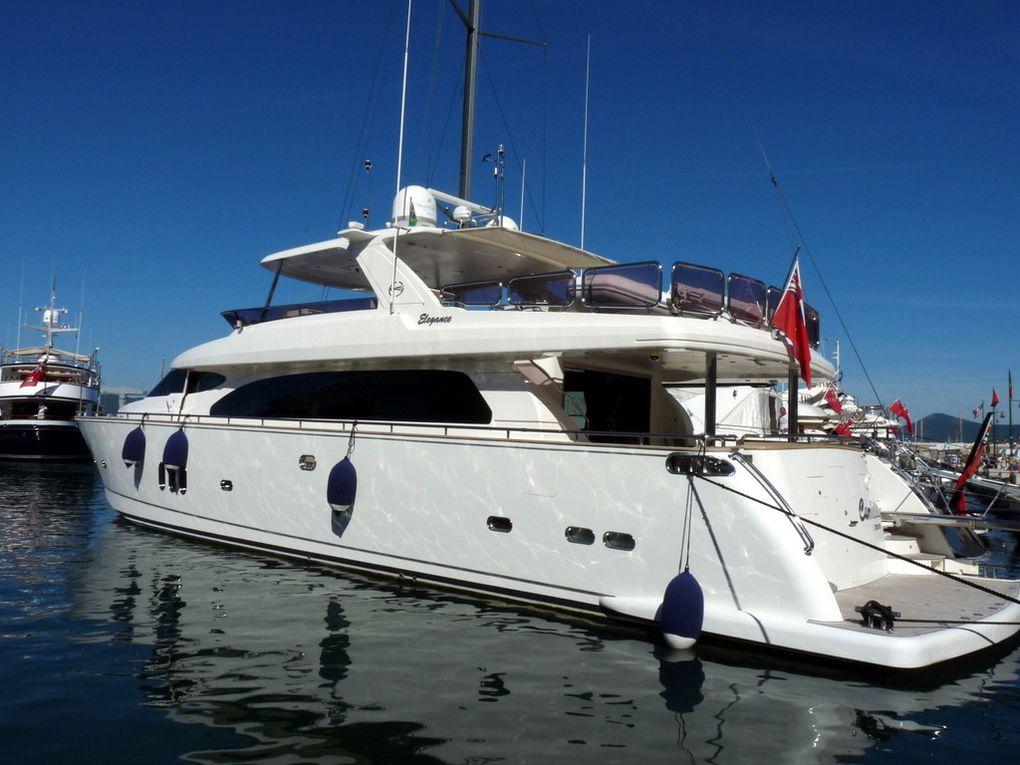 CARECIA , dans le golfe de Saint Tropez le 29 septembre 2015