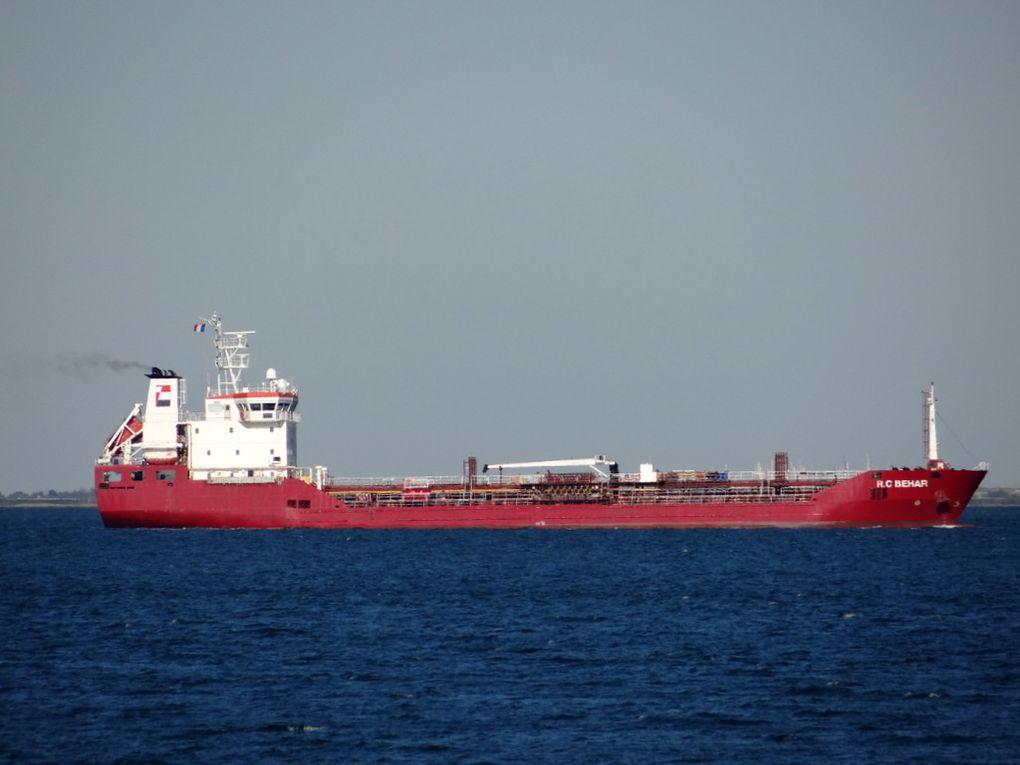 RC  BEHAR , dans le golfe de Fos sur Mer le  24 juin 2015