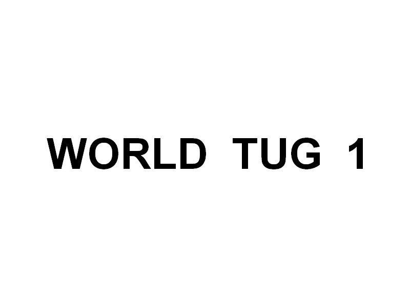 WORLD  TUG 1 , dans le port de la Seyne sur Mer le 08 décembre 2015