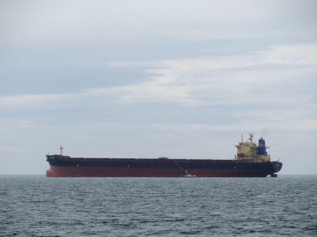 CELERINA , appareillant de Fos sur Mer le 02mars 2016