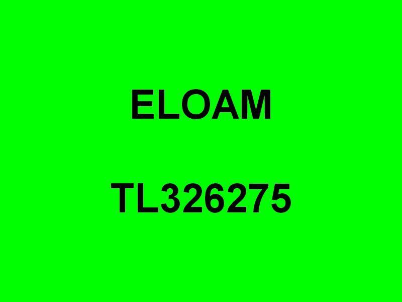 ELOAM  TL326275 ,dans le port de Toulon
