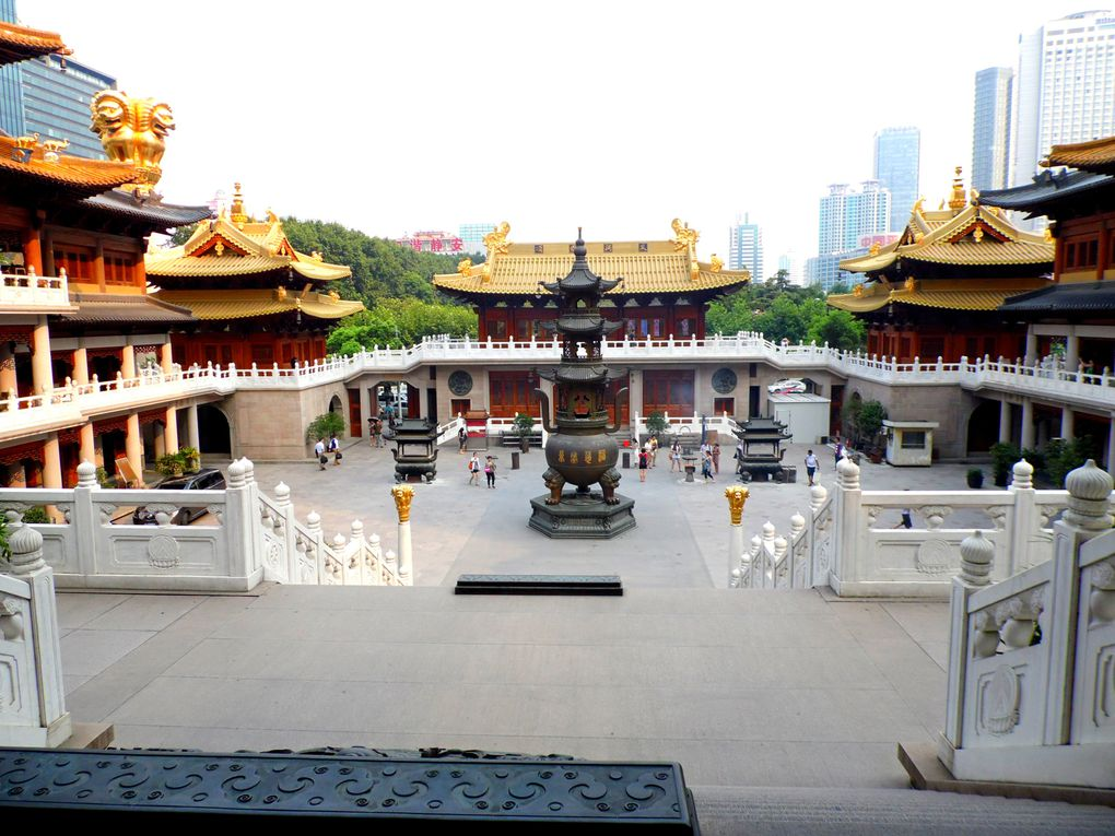 Diaporama Jing'an Temple