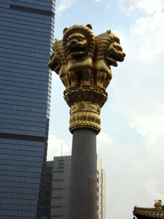 Diaporama Jing'an Temple