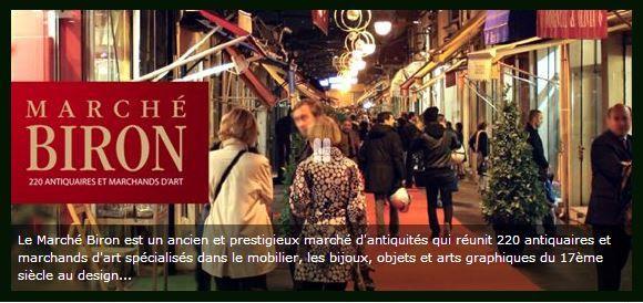 Le Marché aux Puces de Paris Saint Ouen