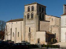 L'Abbatiale de St amant de Boixe- Eglise de Vars-  Père Laurent Maurin