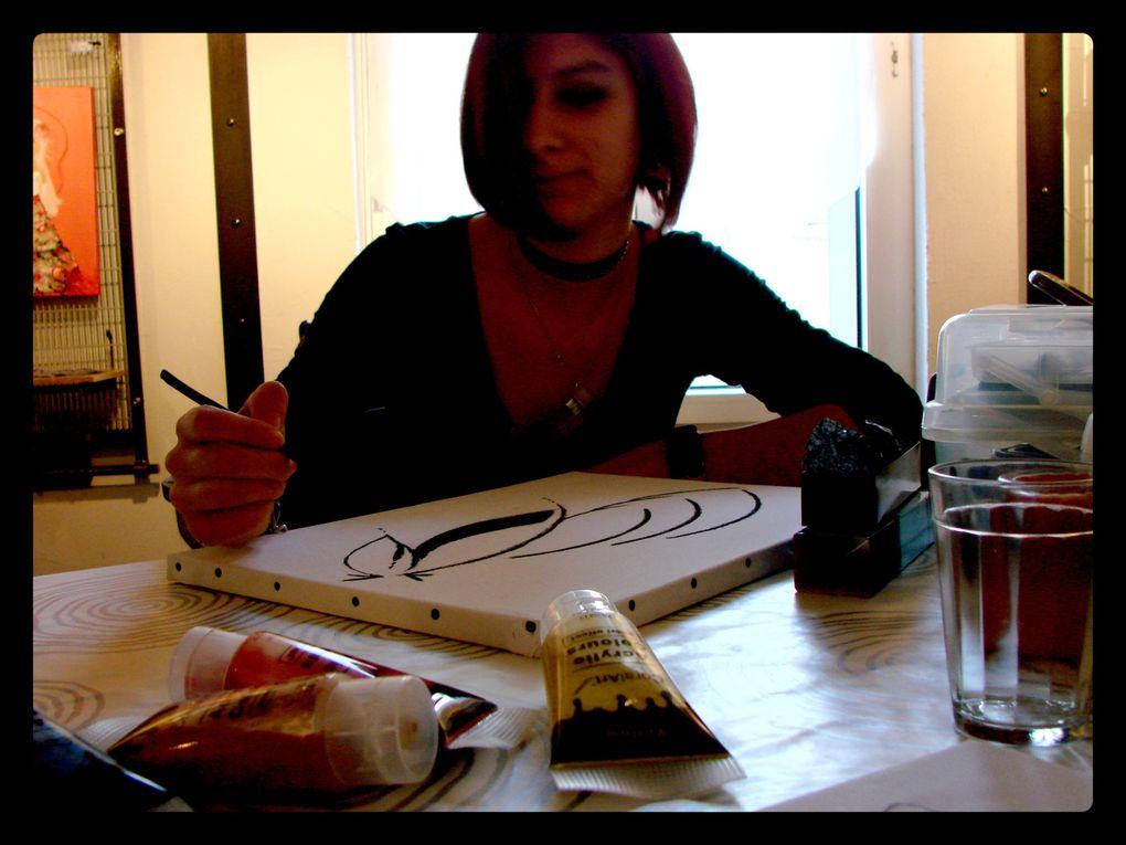 APREM' CREATIF ENTRE ARTISTES !