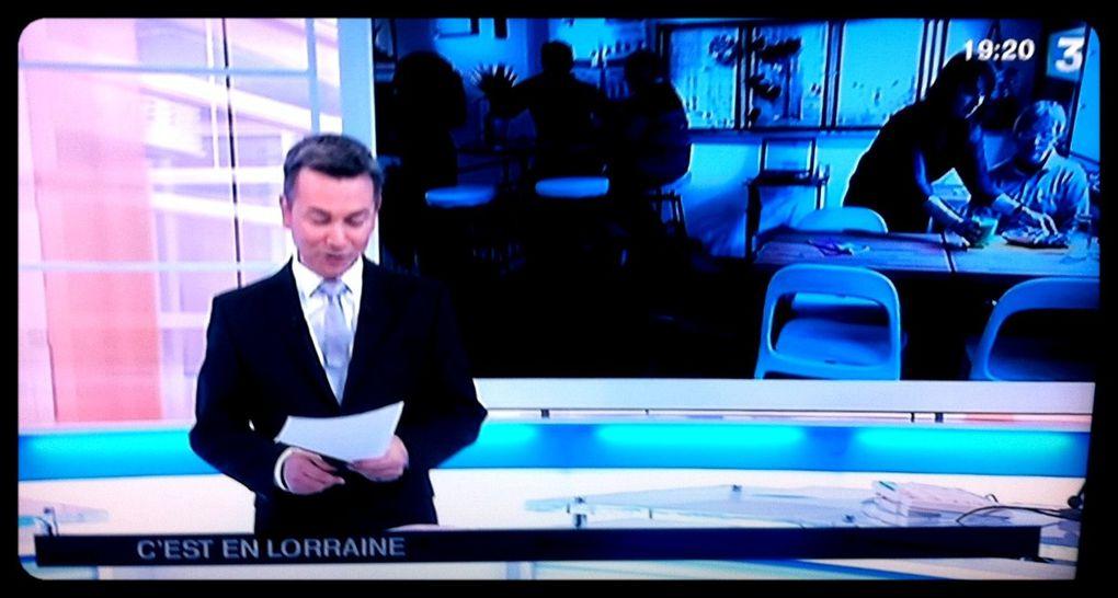 FRANCE 3 LORRAINE - 7 février 2013