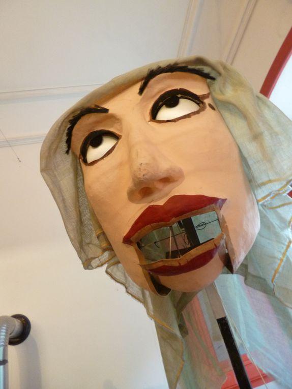 The Big Puppets...les marionnettes géantes!!