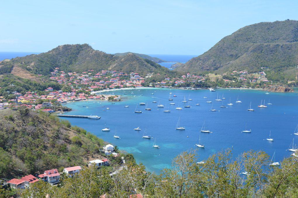 Les Saintes, La plus belle baie du monde
