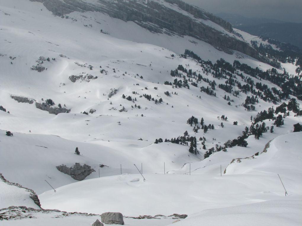 Ski rando Villard 23 04 13
