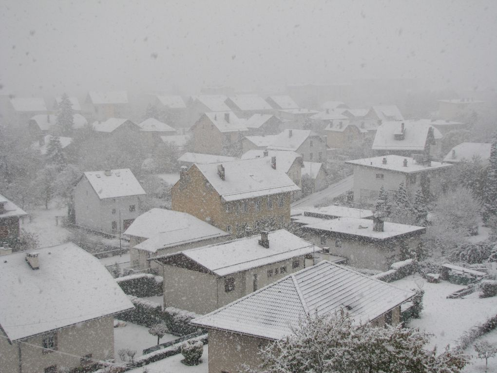 Neige à St-Jean du 21 11 13