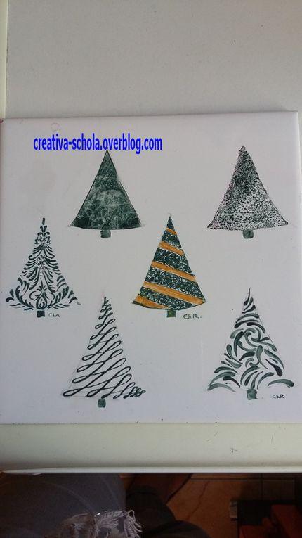 Stages Créatifs pour préparer Noël