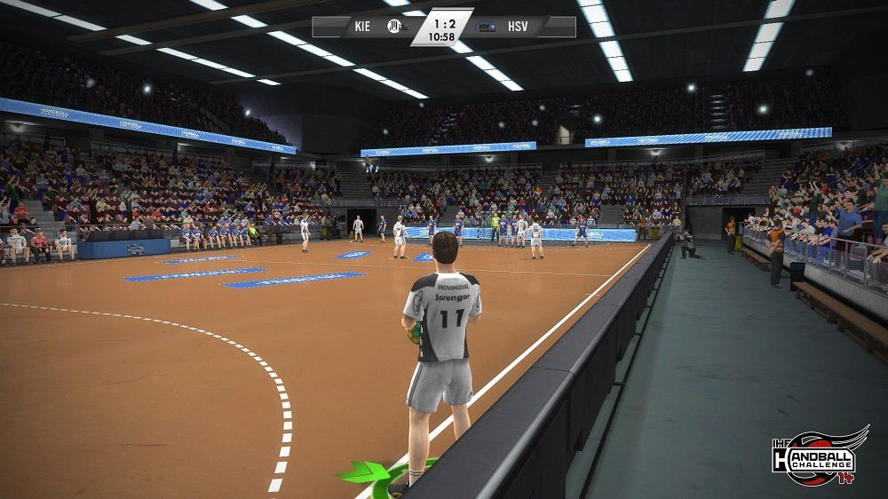 IHF Handball Challenge 14 - Nouveaux Screenshots