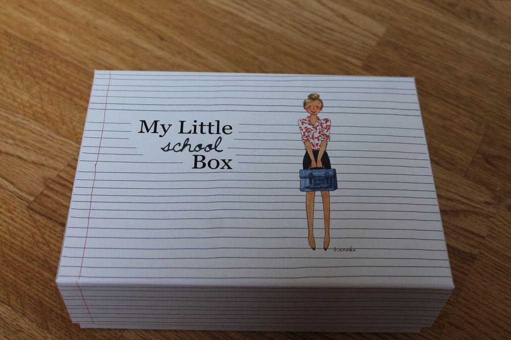 My Little School Box...