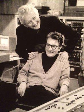 Hommage à René AMELINE , créateur du studio Ferber.Incoutournable Ingénieur du son.