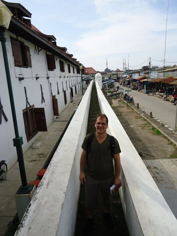 Jakarta - Vieux port (faire défiler)