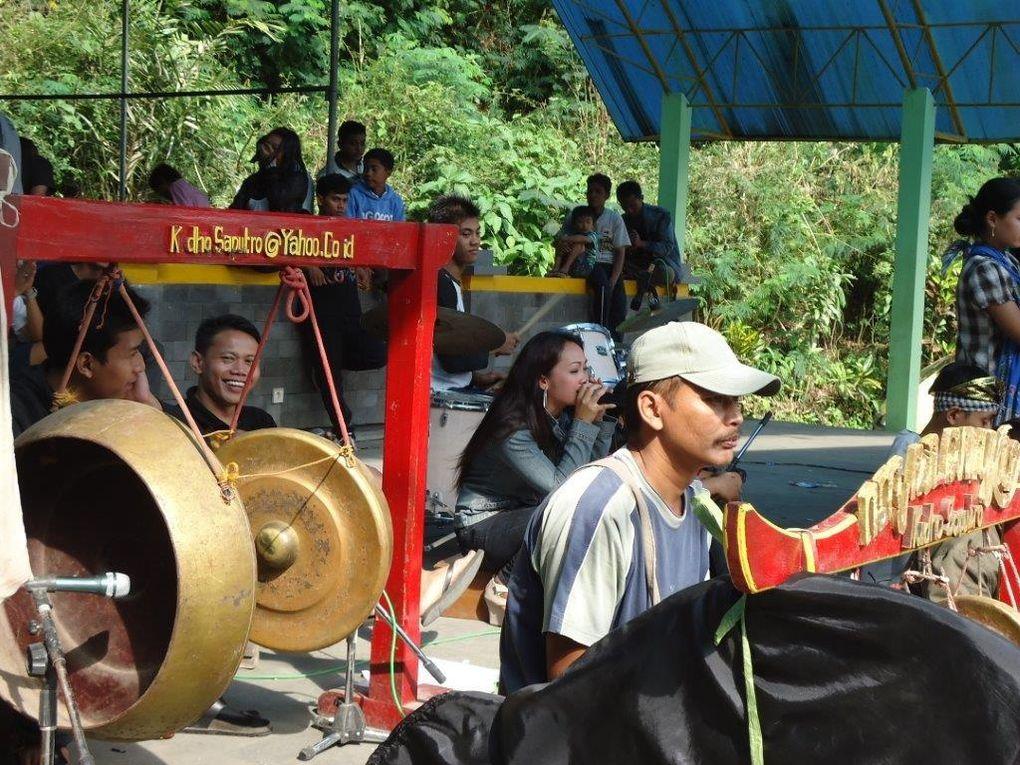 Un long WE à Jogja ! (1/2) - Merapi, Borobudur