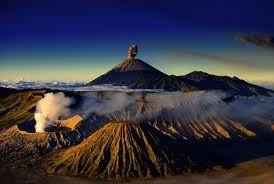Bromo - Ijen - Des volcans et du monde...