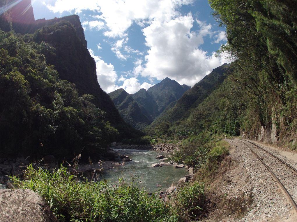 ¡Machu Picchu!