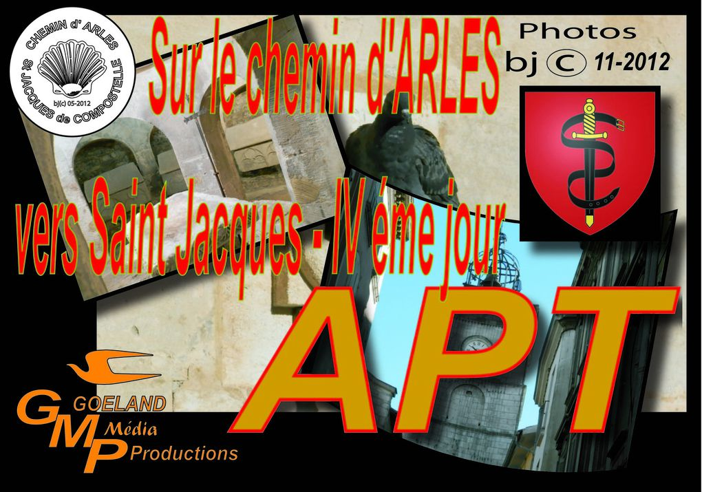 APT ( Vaucluse ) CATHEDRALE et CRYPTES - photos bj(C) GOELAND Media PRODUCTIONS