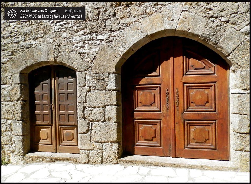 Revisite des villages du CAYLAR et de la COUVERTOIRADE