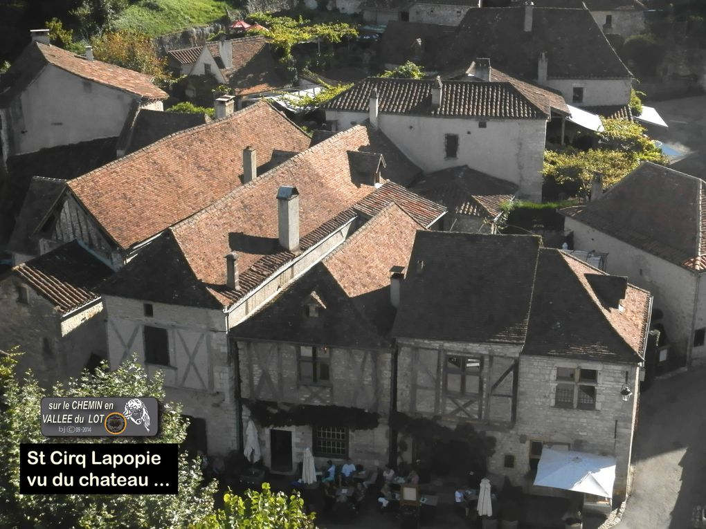 SAINT CIRQ LAPOPIE - Perle médiévale du Lot - France - Quercy