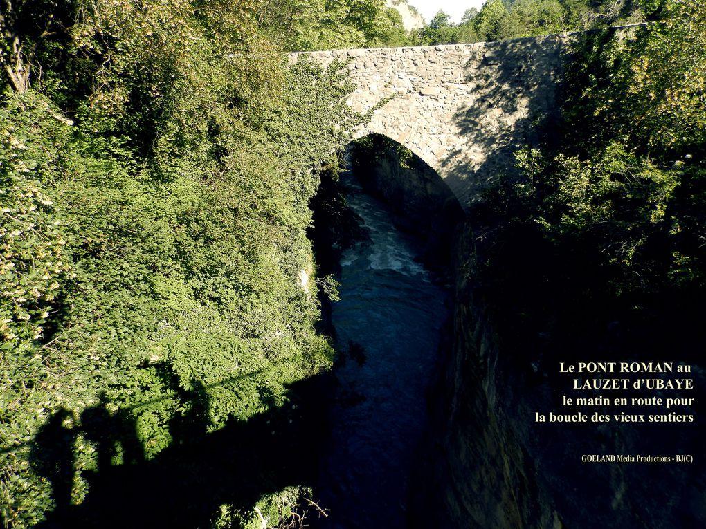 Au fil des sentiers et des hameaux oubliés du LAUZET-UBAYE