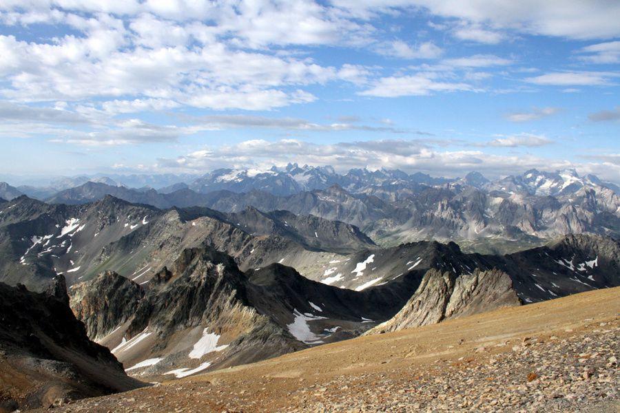 DIAPORAMA sur les sommets du MONT THABOR - Cliquez sur l' ONGLET pour SONORISER