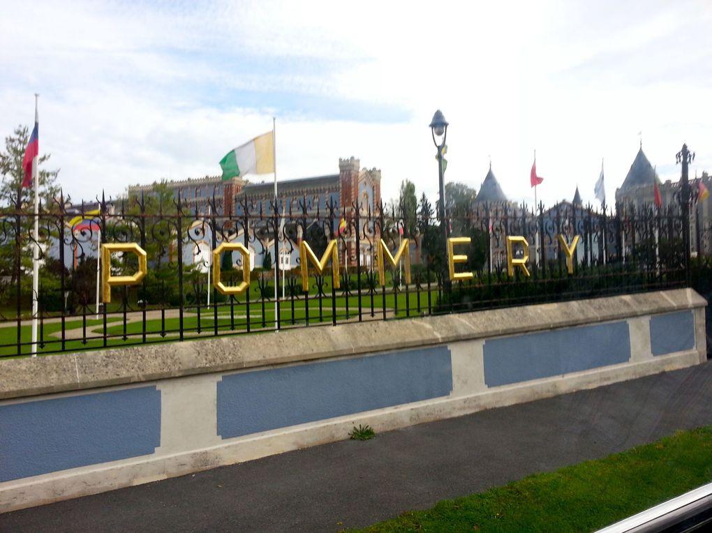 Visite de Reims - Cité des Sacres