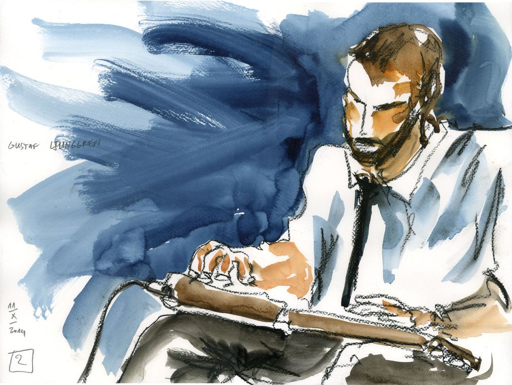 Lagny Jazz Festival 2014, deuxième jour (samedi 11 octobre)