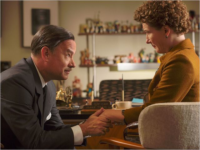&quot&#x3B;Saving Mr Banks&quot&#x3B; ou la vraie histoire de Mary Poppins