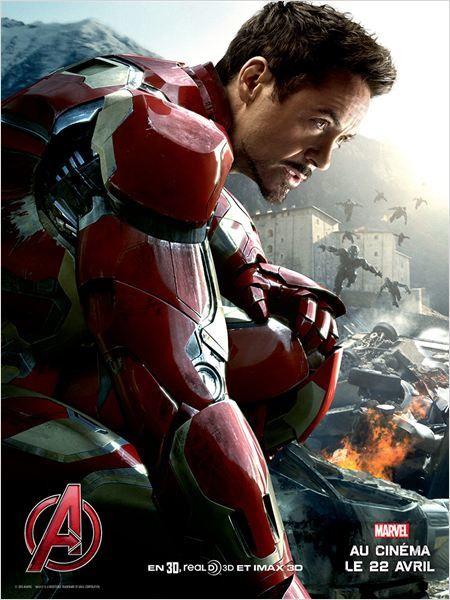 [Critique] Avengers 2, l'ère d'Ultron : plus mature, plus héroïque
