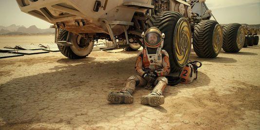 [Critique] &quot&#x3B;Seul sur Mars&quot&#x3B;, Matt Damon en McGyver de l'espace