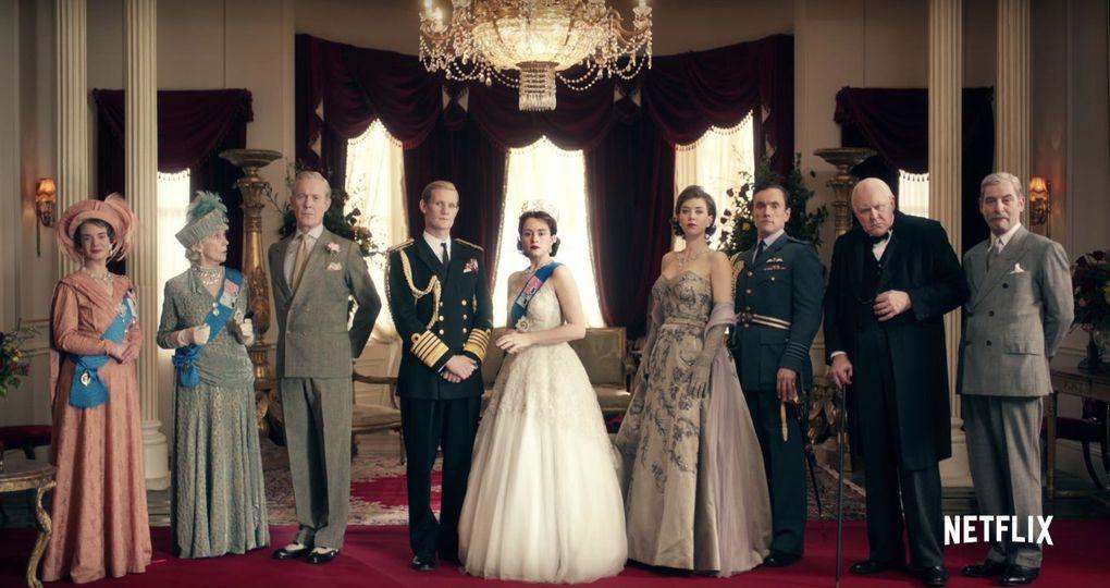 The Crown : l'histoire d'Elizabeth II à la sauce britanique