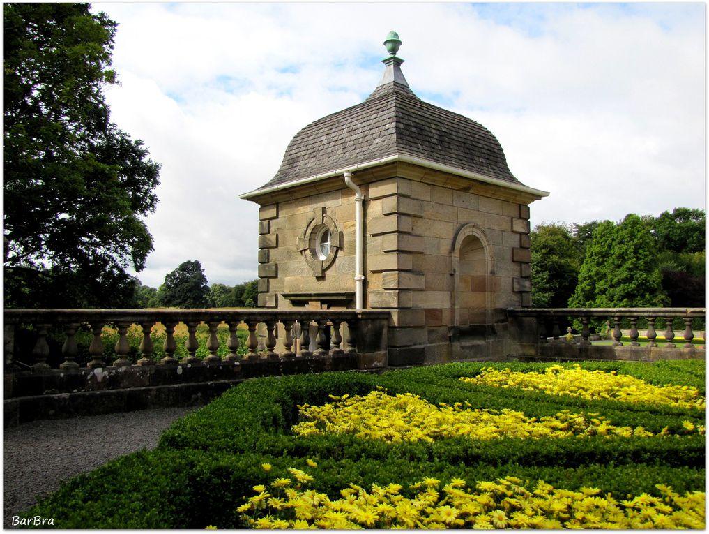 ... è difficile credere che questo edificio del XVIII sec. sia a pochi chilometri dal centro di Glasgow .