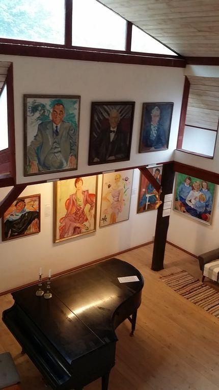 Nos Artistes au Danemark... la visite se poursuit !