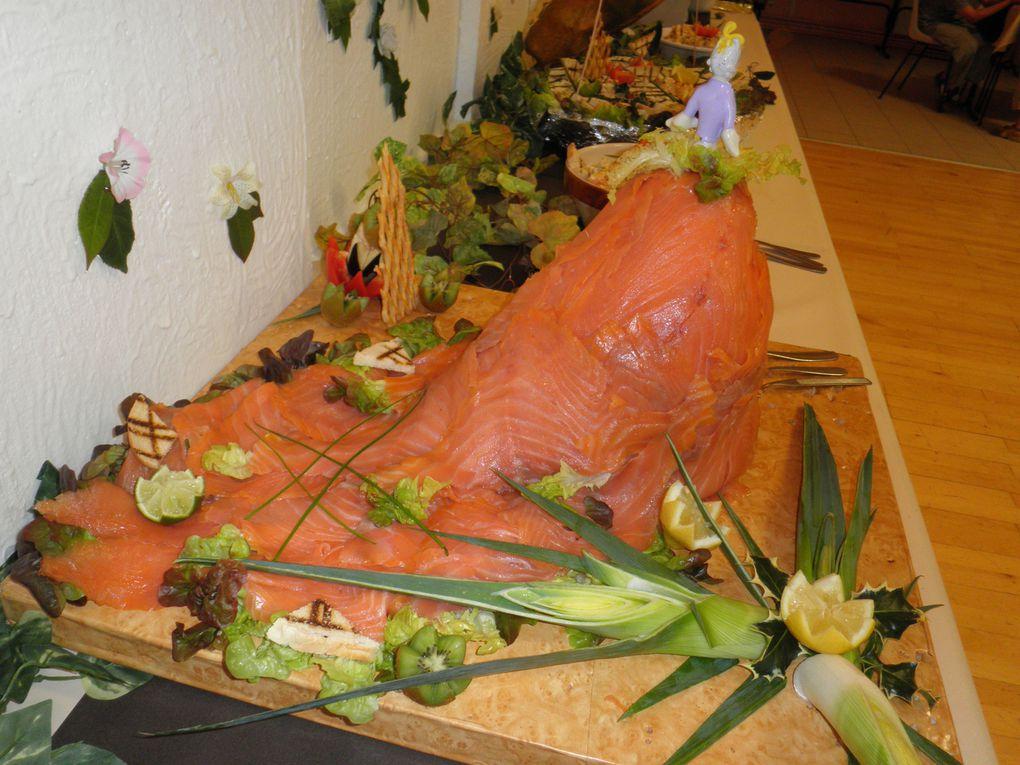 Préférence mariage buffet froid et vin d'honneur - Boucherie Charcuterie  NV21