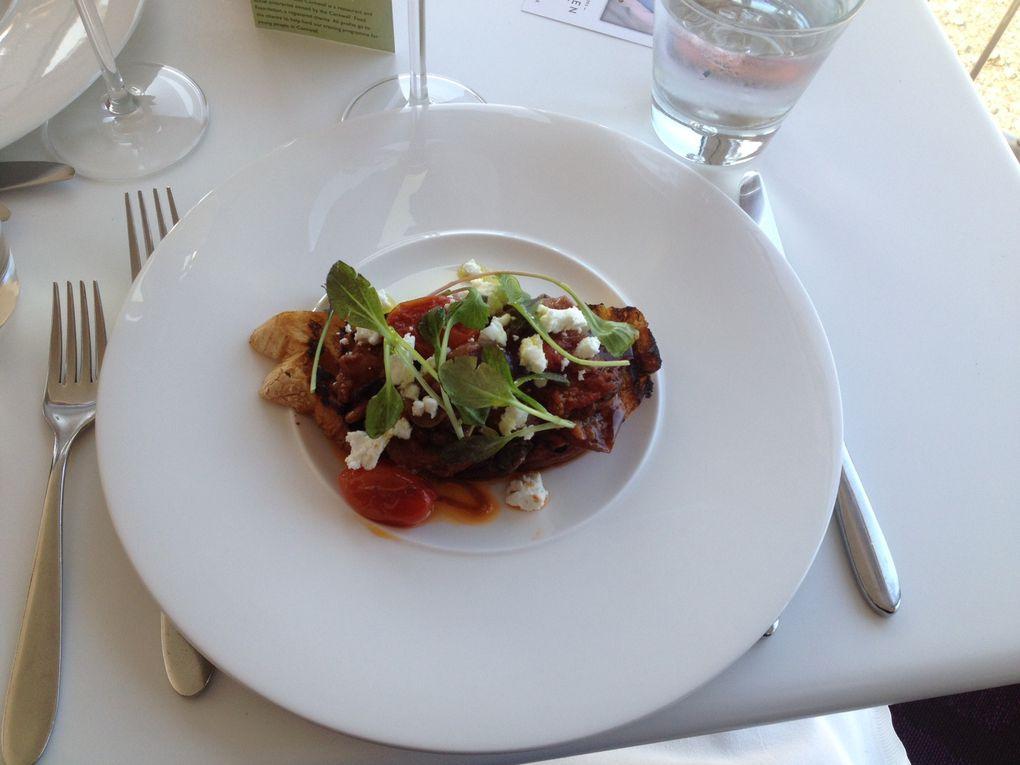 Restaurant Review #1. Fifteen de Jamie Oliver (Cornouailles)